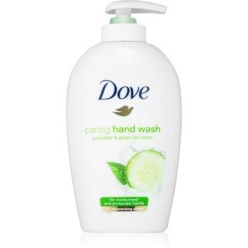 Dove Go Fresh Cucumber & Green Tea sapun lichid delicat pentru maini