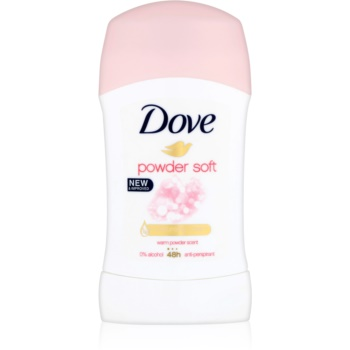 Dove Powder Soft antiperspirant puternic 48 de ore