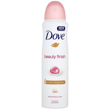 Dove Beauty Finish spray anti-perspirant 48 de ore