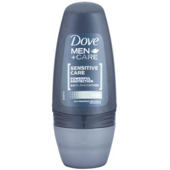 Dove Men+Care Sensitive Care antiperspirant roll-on 48 ur
