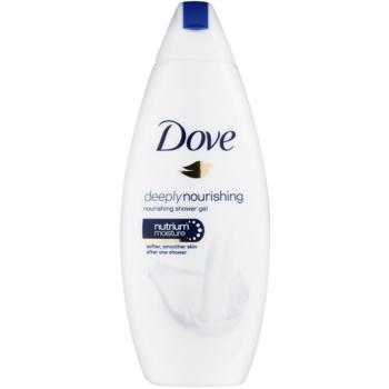 Dove Deeply Nourishing gel de dus hranitor