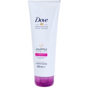 Dove Advanced Hair Series Youthful Vitality балсам за уморена коса без блясък