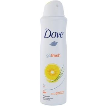 Dove Go Fresh Energize deodorant spray antiperspirant 48 de ore 1