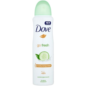 Dove Go Fresh Fresh Touch deodorant spray antiperspirant 48 de ore imagine produs