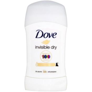 Dove Invisible Dry deodorant solid împotriva petelor albe 48 de ore
