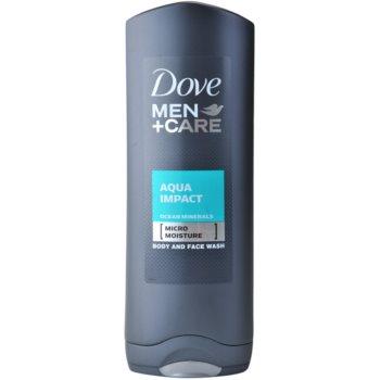 Dove Men+Care Aqua Impact Shower Gel