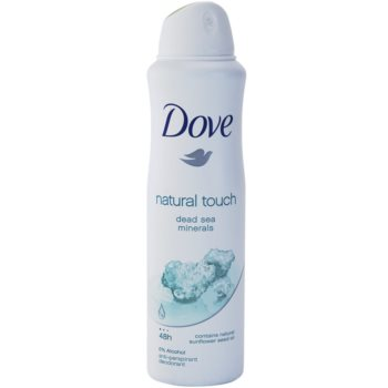 Dove Natural Touch Antitranspirant Deospray 1