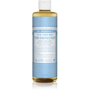 Dr. Bronner's Baby-Mild sãpun lichid universal fara parfum poza