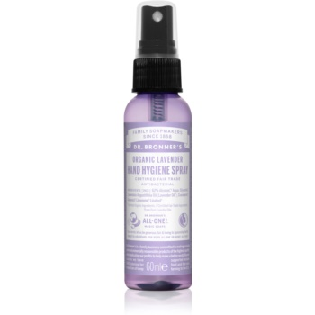 Dr. Bronner's Lavender spray de curã?are, fãrã clãtire de maini imagine produs