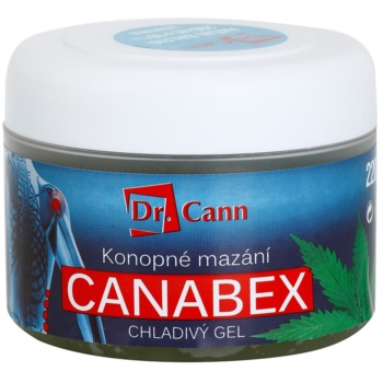 Dr. Cann Canabex gel revigorant cu canepa