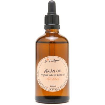 Dr. Feelgood BIO and RAW ulei de argan cosmetic pe fata , corp si par  100 ml