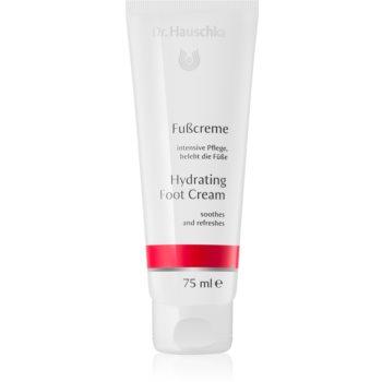 Dr. Hauschka Hand And Foot Care crema hidratanta pentru picioare  75 ml
