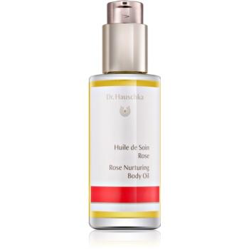 Fotografie Dr. Hauschka Body Care tělový olej z růže 75 ml