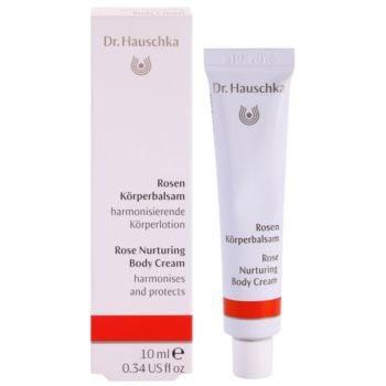 Dr. Hauschka Body Care creme de cuidado corporal com óleo de rosa 1