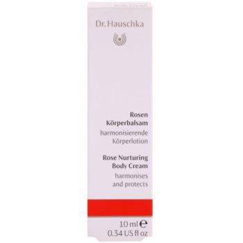 Dr. Hauschka Body Care creme de cuidado corporal com óleo de rosa 2