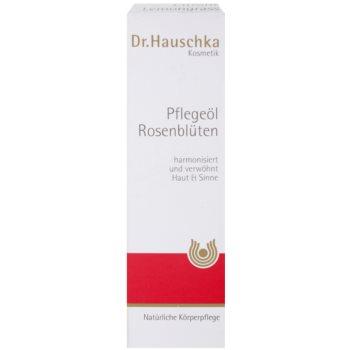 Dr. Hauschka Body Care олійка для тіла з троянди 3