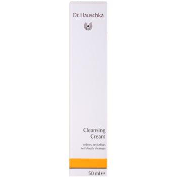 Dr. Hauschka Cleansing And Tonization čistilna krema 3
