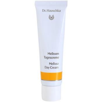 Dr. Hauschka Facial Care creme de dia com erva-cidreira