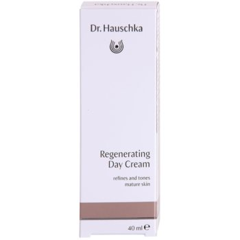 Dr. Hauschka Facial Care regenerujący krem na dzień do skóry dojrzałej 3