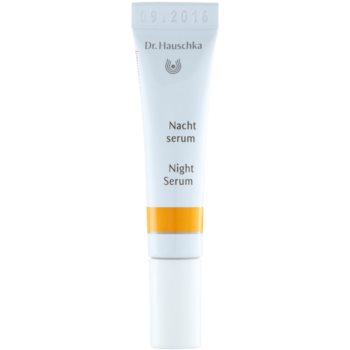 Dr. Hauschka Facial Care nočni revitalizacijski serum