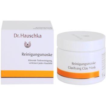 Dr. Hauschka Facial Care очищаюча та освітлююча маска з глини 2