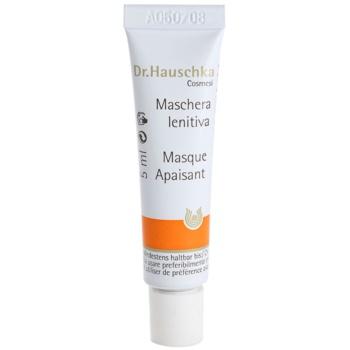 Fotografie Dr. Hauschka Facial Care zklidňující maska pro citlivou a podrážděnou pleť 5 ml