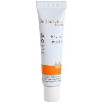 Fotografie Dr. Hauschka Facial Care revitalizační maska 5 ml