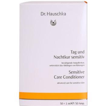 Dr. Hauschka Facial Care tratament facial pentru piele sensibila