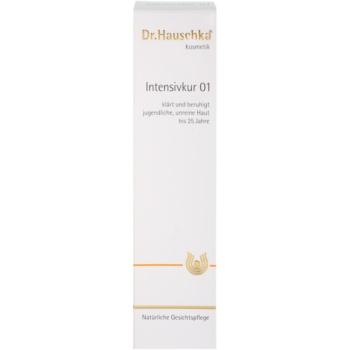 Dr. Hauschka Facial Care Intensivkur für problematische Haut, Akne 4