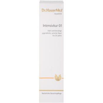 Dr. Hauschka Facial Care intensywna kuracja do skóry z problemami 4