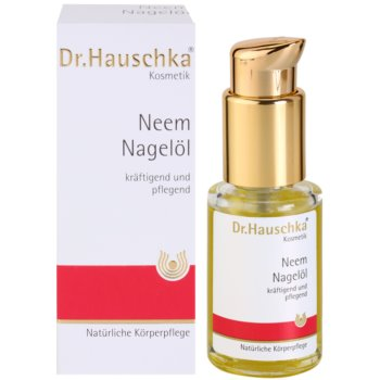 Dr. Hauschka Hand And Foot Care Oil For Nail Regeneration And Elasticity 2