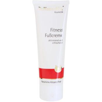 Dr. Hauschka Hand And Foot Care Feuchtigkeitscreme für Füssen 1