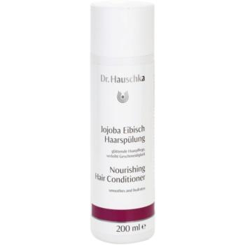 Dr. Hauschka Hair Care balsam cu jojoba si hibiscus