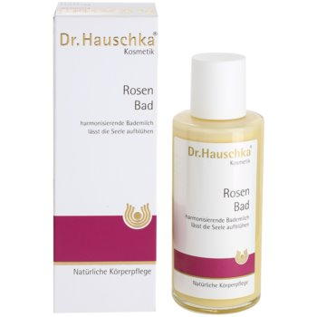 Dr. Hauschka Shower And Bath přísada do koupele z růží 2