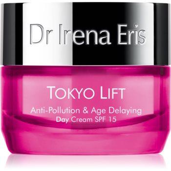 Dr Irena Eris Tokyo Lift crema de zi protectoare SPF 15 poza noua
