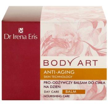 Dr Irena Eris Body Art Anti-Aging Skin Technology поживний бальзам проти старіння шкіри 2
