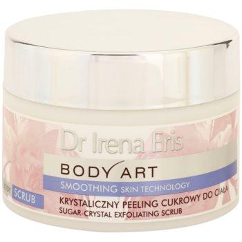Dr Irena Eris Body Art Smoothing Skin Technology Hautpeeling mit Zucker