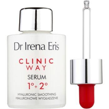 Dr Irena Eris Clinic Way 1°+ 2° verfeinerndes Serum gegen Falten 1