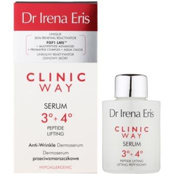 Dr Irena Eris Clinic Way 3°+ 4° serum liftingujące przeciw zmarszczkom 2