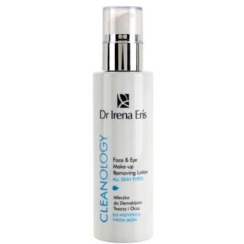 Dr Irena Eris Cleanology mleko za odstranjevanje ličil za vse tipe kože