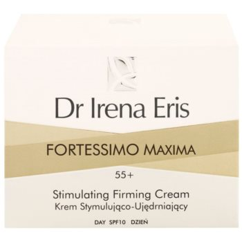 Dr Irena Eris Fortessimo Maxima 55+ krem stymulująco-ujędrniający SPF 10 3