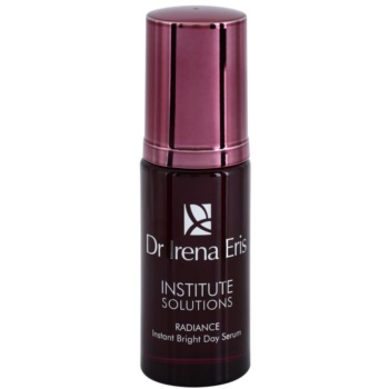 Dr Irena Eris Institute Solutions Radiance озаряващ серум против бръчки против пигментни петна