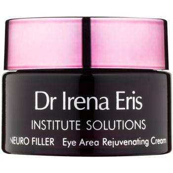 Dr Irena Eris Institute Solutions Neuro Filler crema pentru ochi cu efect de reintinerire impotriva ridurilor si cearcanelor