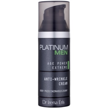 Dr Irena Eris Platinum Men Age Control lift crema de fata pentru fermitate pentru ten matur poza noua