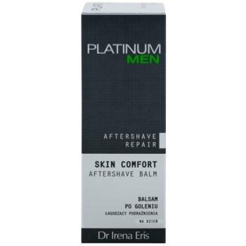 Dr Irena Eris Platinum Men Aftershave Repair balsam po goleniu do łagodzenia 3