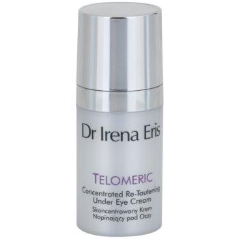 Dr Irena Eris Telomeric 60+ crema pentru conturul ochilor cu efect de lifting SPF 20