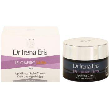 Dr Irena Eris Telomeric Ultra 70+ krem na noc przywracający gęstość skóry 2