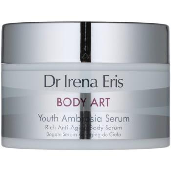 Dr Irena Eris Body Art Youth Ambrosia Serum Ser de intinerire de corp cu efect de netezire