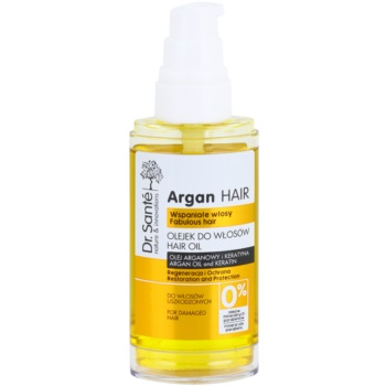 Dr. Santé Argan ser regenerator pentru par deteriorat 1