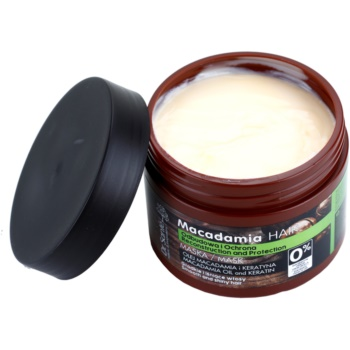 Dr. Santé Macadamia Creme-Maske für geschwächtes Haar 1